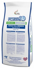 Сухой корм для собак FORZA10 Basic Breeders Adult All Breeds 23,5-13,5 рыба 20 кг