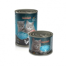 Leonardo Quality Selection Kitten Rich In Poultry консервы для котят птица 400 гр