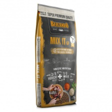 Belcando Mix it GF корм для собак ДОБАВКА К МЯСУ БЕЗЗЕРНОВАЯ 10 кг