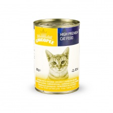 Chicopee Cat Chunks with Chicken 0.4 кг